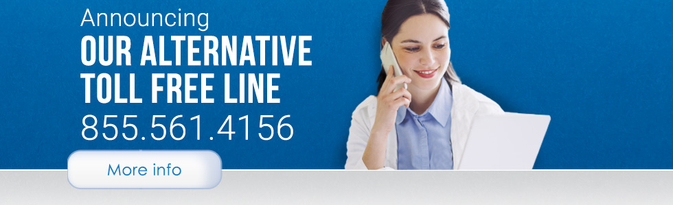 Alternative Phone Number