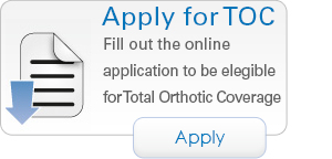 Apply for TOC